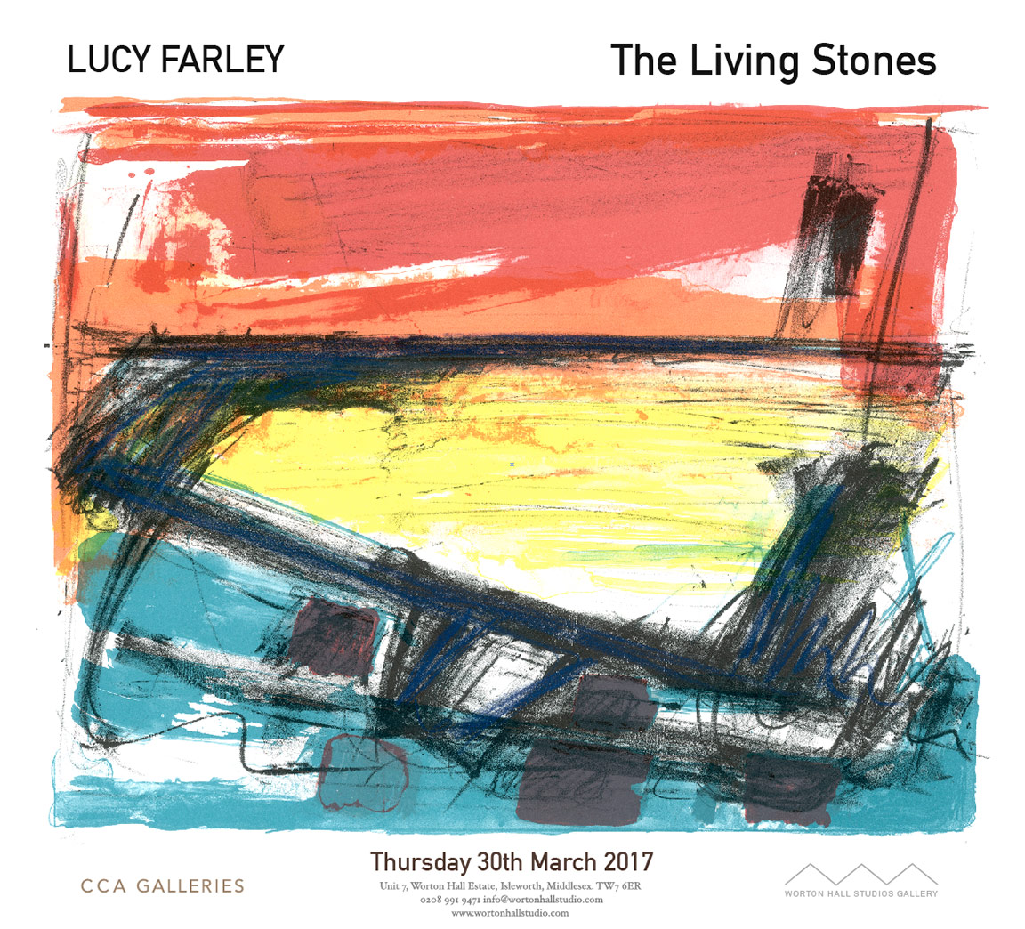 Lucy Farley The Living Stones